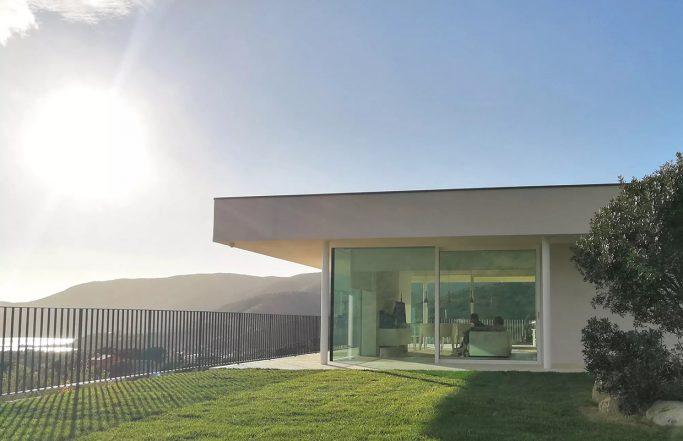 Villa BBR – Serramenti tutto vetro