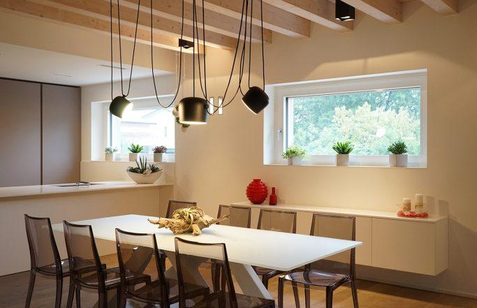 Villa BRD – Serramenti legno alluminio